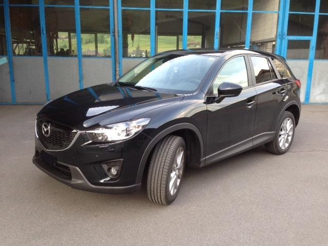 Mazda CX5 Hannes